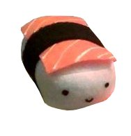 "Sushi Shack Small 5"" plush"